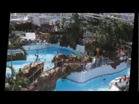 Whinfell Forest Center Parcs Tour Youtube