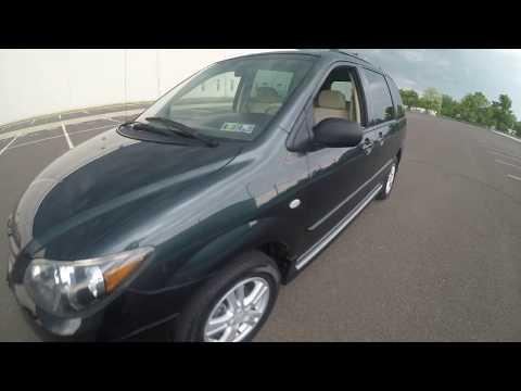4K Review 2005 Mazda MPV Virtual Test-Drive and Walk around