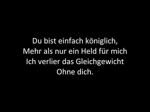 Marie Wegener - Königlich ! DSDS 2018 Siegersong Songtext Lyrics Deutschland sucht den Superstar