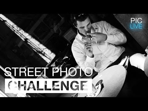 PIC LIVE - Challenge #6 - Street Photography