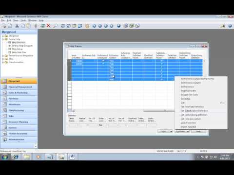 Mergetool 3.1.1 Creating Online Help Traditional Help Features and Testing