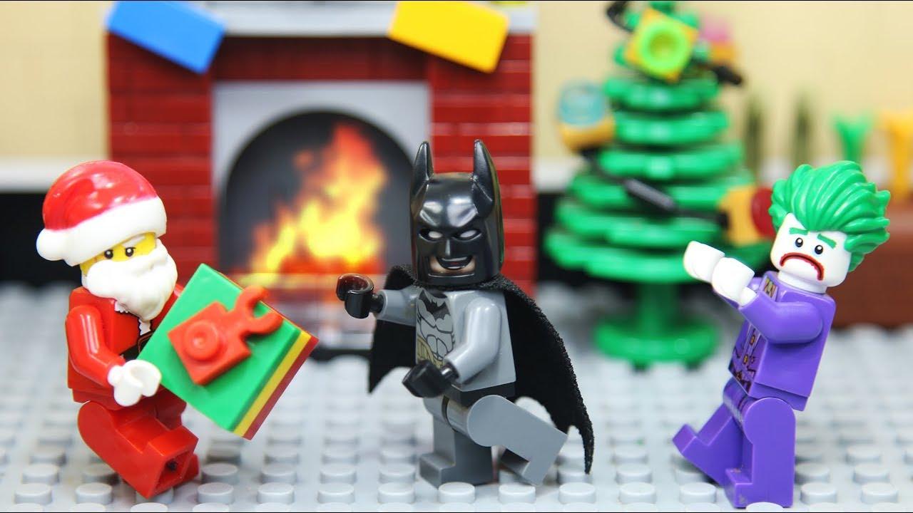 lego joker build chimney with santa claus youtube. Black Bedroom Furniture Sets. Home Design Ideas