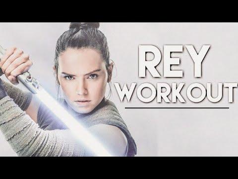 Daisy Ridley Instagram Workout | Rey Workout Star Wars