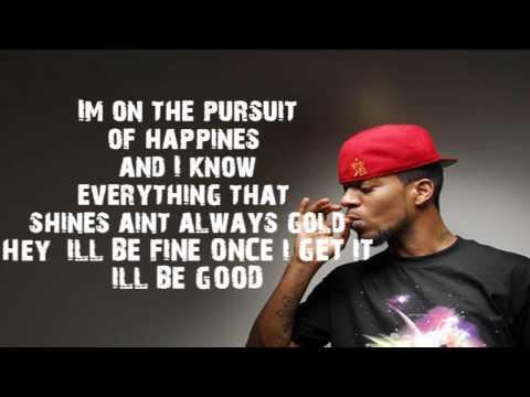 Kid Cudi  Pursuit of Happiness lyrics HQ