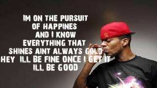 Repeat youtube video Kid Cudi - Pursuit of Happiness (lyrics) [HQ]