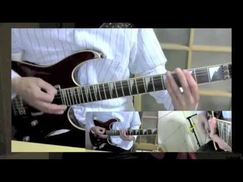 Blacklisted Me - Reprobate Romance(Guitar cover)TABS