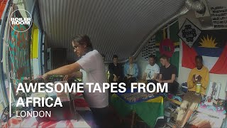 Awesome Tapes Boiler Room DJ Set