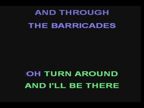 Through the barricades  Spandau Ballet KARAOKE BASE DEMO SOUNDFONTS