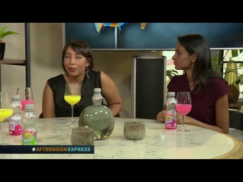 Celeste Arendse and Balini Naidoo   Afternoon Express   22 February 2018