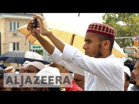 New Yorkers mourn Imam's murder in Queens