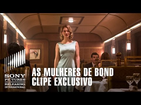 As Mulheres de Bond   007 CONTRA SPECTRE   Clipe Exclusivo