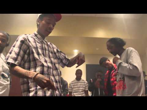 Snoop and Wiz That Good Backstage at Power 106s Power House