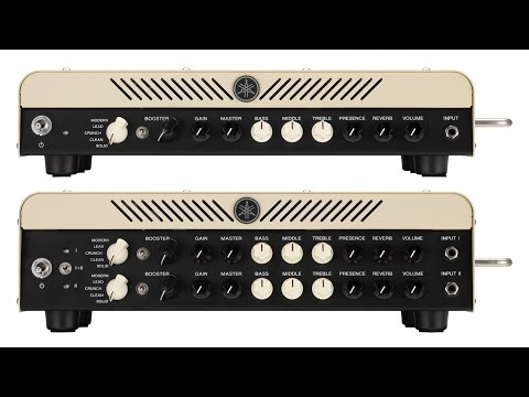 Yamaha THR100HD and THR100H Modeling Amplifier Review by Sweetwater