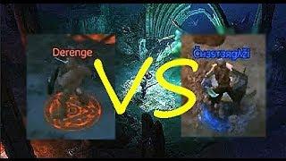 Drakensang Online Derenge vs Chestergazi