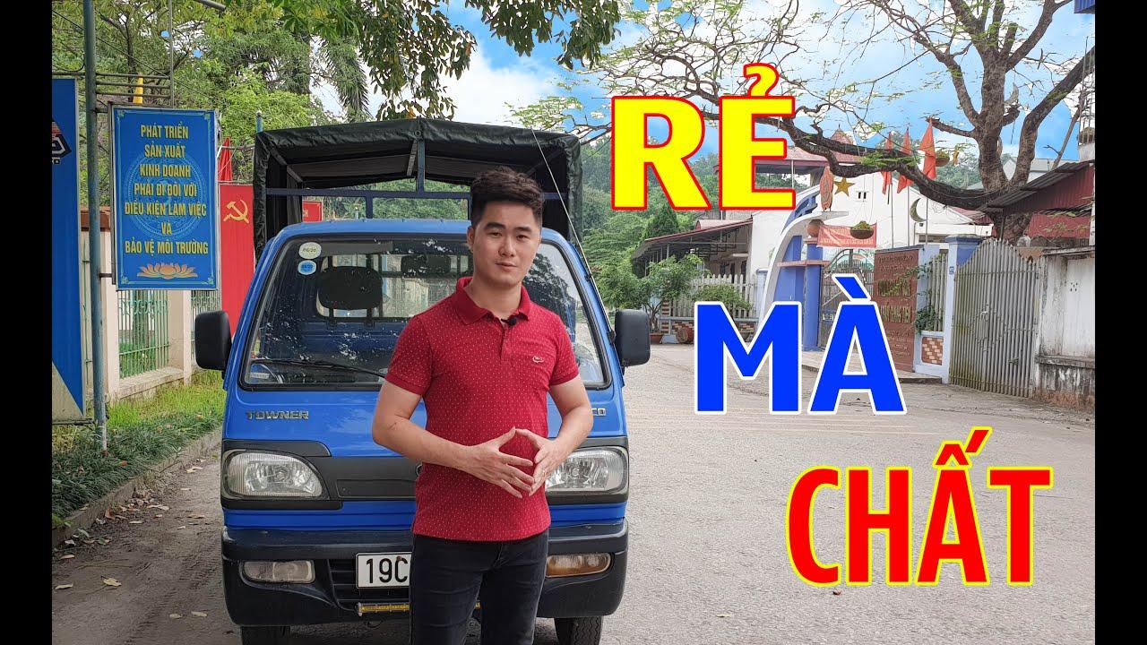 Khởi Nghiệp Kinh Doanh Vận Tải Cùng THACO TOWNER 750A Sao Cho Đúng |Đạt Xe Tải