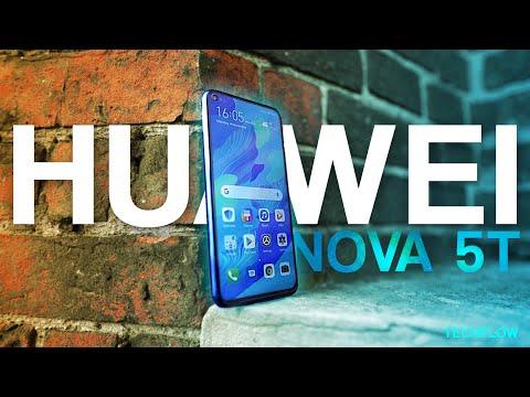 This Is My Favourite Mid Range Phone! 2019 Huawei nova 5T