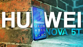 This Is My Favorite Mid Range Phone! 2019 Huawei nova 5T