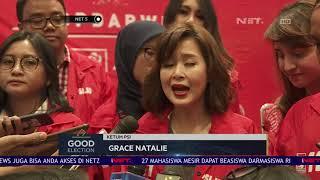 Netizen yang Kecewa Terhadap Pemilihan Ma'ruf Amin Sebagai Cawapres Mengancam Golput - NET 5