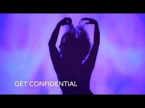 Leslie Becker - Confidential Lyric Video Official-Le