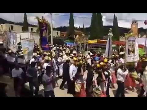 CALENDA SAN MIGUEL EL GRANDE FIESTA PATRONAL EN HONOR A SAN MIGUEL ARCÁNGEL