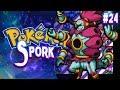 Pokemon Spork Part 24 UNBOUND! -  Pokemon Fan Game Gameplay Walkthrough
