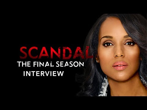 'Scandal' The Final Season Interview