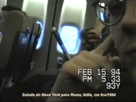 """Paulo Afonso  """"Cachoeira"""" em Boston, NY e Veneza - anos 90.avi"""