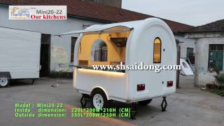 Buying your first Coffee Carts- MINI20-22 -Coffee Trailer-food trailer- Products to Global Markets