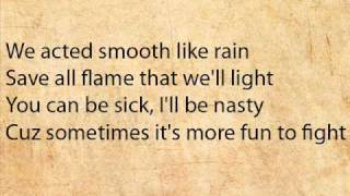 Slash feat. Fergie- Beautiful Dangerous (Lyrics)