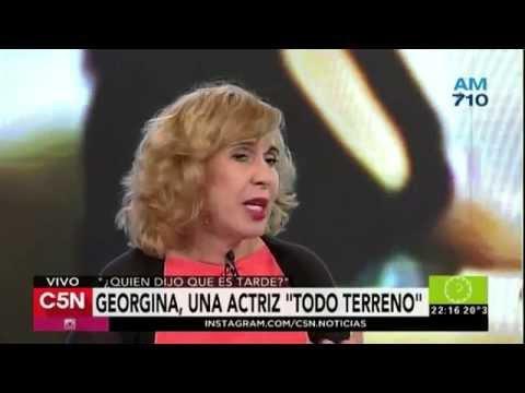 C5N - Quien dijo que es tarde: Entrevista a Georgina Barbarossa
