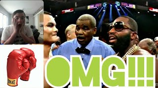 Top 25 punches that will never be forgotten PT.2 👊 (REACTION?)