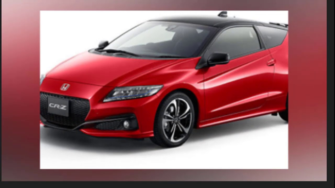 2020 Honda Cr Z Spesification