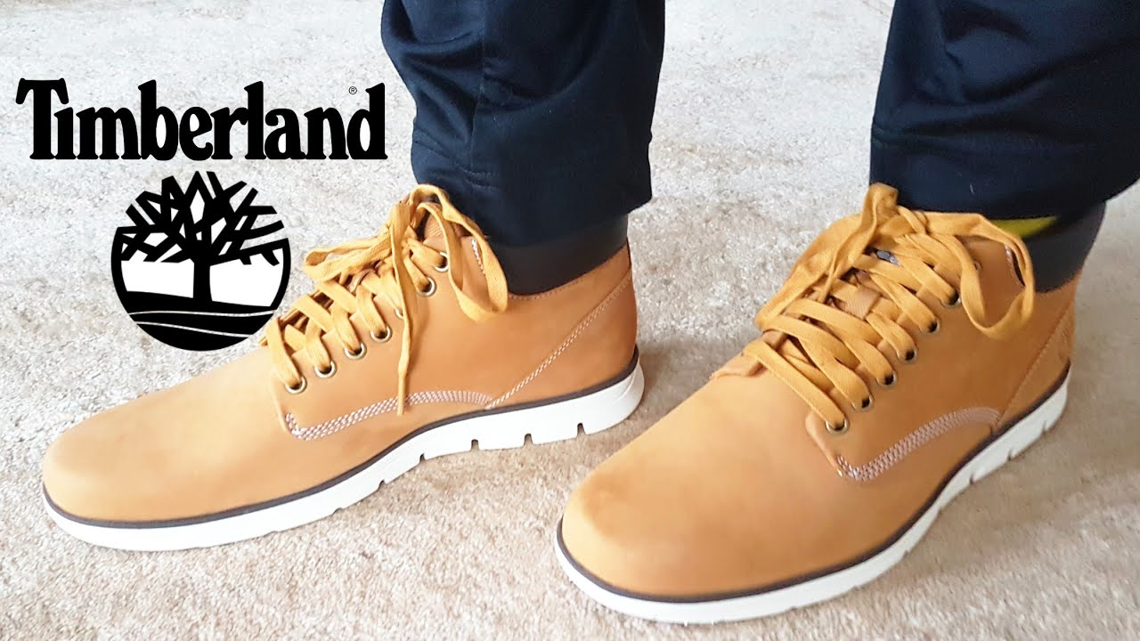 New Timberland Men's Shoes Bradstreet Chukka Winter ASMR