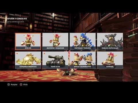 Knack 2 - Ayuda y Consejos del juego (PS4)