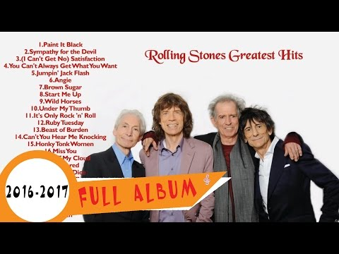 Rolling Stones Greatest Hits | Best song of Rolling Stones (HD/HQ)