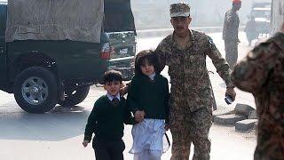 Dozens of Pakistan children killed: Taliban attack Peshawar school