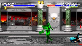 Ultimate Mortal Kombat 3 Jade