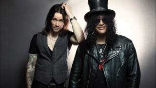 Slash Ft Myles Kennedy Nothing left to fear rare acoustic.mp3