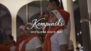 Kempinski Hotels - Festivities at Kempinski Hotel Muscat