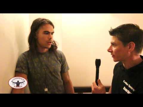 Cage Titans FC 30 // Amateur flyweight J. Kasperowski - Post Fight Interview