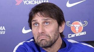 Antonio Conte Full Pre-Match Press Conference - Watford v Chelsea - Premier League