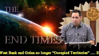 PROPHECY UPDATE MAR 17, 2019 - MASS SHOOTINGS IN NZ