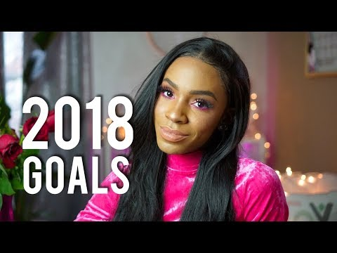 How I Accomplished My 2017 Goals + 2018 Goals! Podcast, New House, Babies? 👀 ▸ VICKYLOGAN