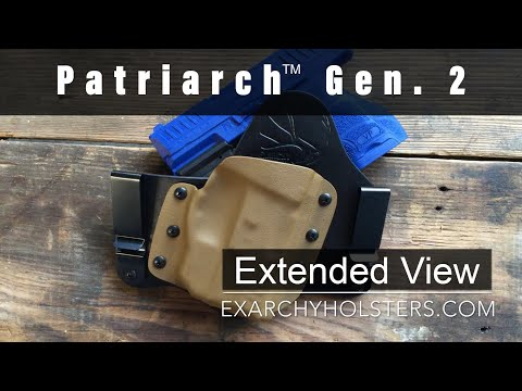 Patriarch™ Gen. 2 Overview Video