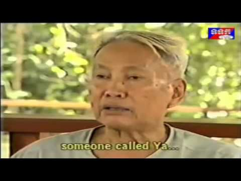 The last interview with Pol Pot (English Subtitles )