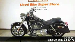 2014 Harley-Davidson FLD - Dyna Switchback  - Motor City ...