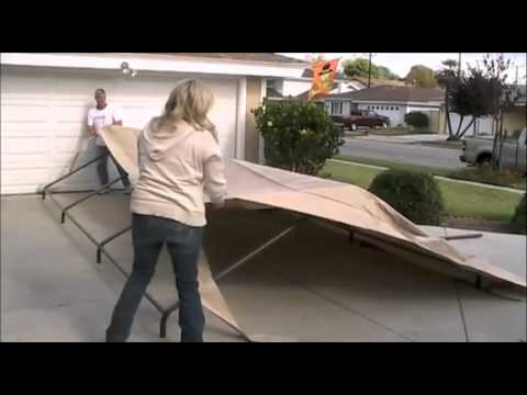 Car Canopy Manual Video & Car Canopy Manual Video - YouTube