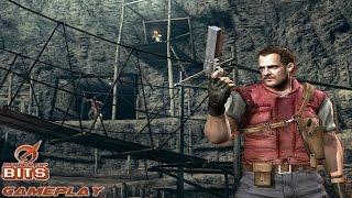Resident Evil 5 Mercenarios Unidos: Barry en Las Minas