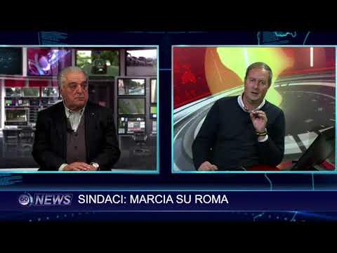 60 news del 15 novembre 2017 | Sindaci: Marcia su Roma | IL VIDEO