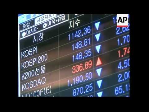 Stock markets open in Tokyo, Seoul
